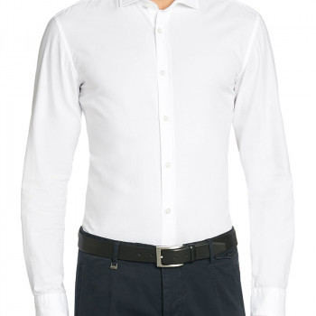 Slim-fit Casual Shirt